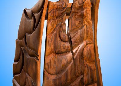 ירמי קמחי - אמן עץ